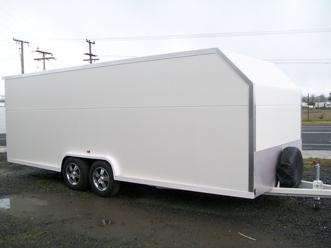 Race Car For Sale >> - Enclosed Trailers - Beaver-Built Transportables